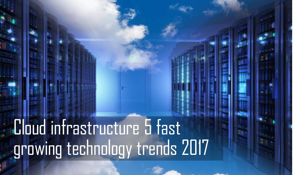 5 Fast-Growing Technology Trends For Upcoming Years
