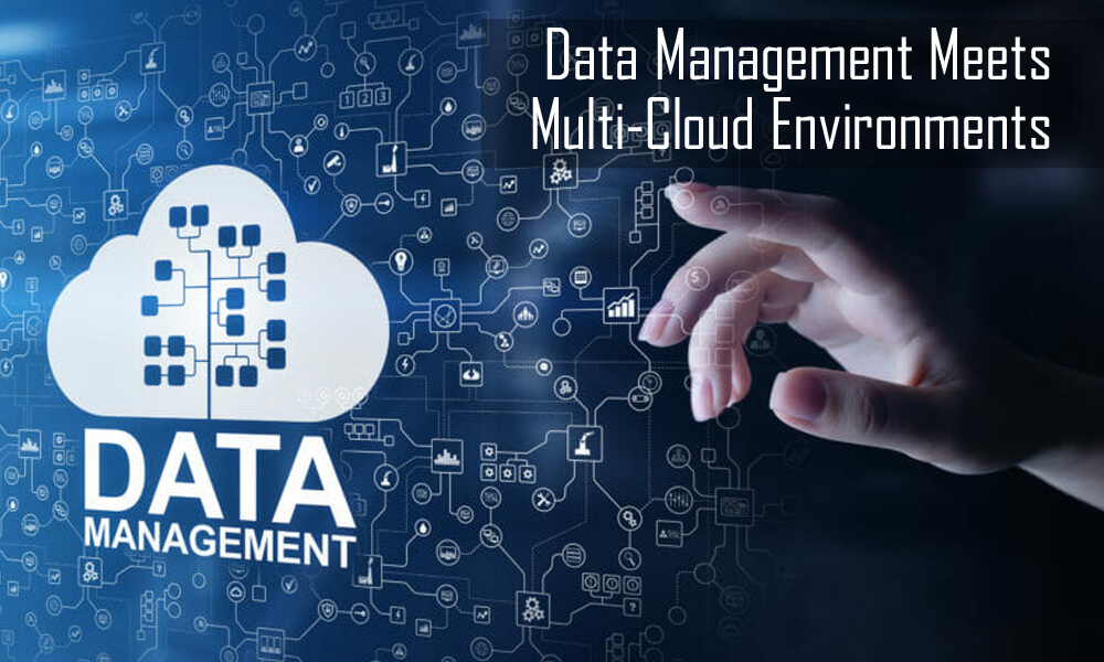 Multi-cloud environments meet Data Management