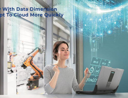 Now With Data Dimension Adapt To Cloud More Quickly