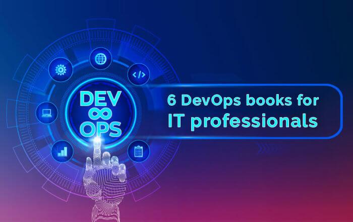 6 DevOps books for IT professionals