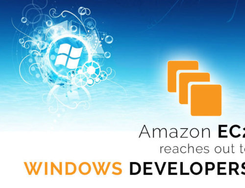 Amazon EC2 Reaches Out to Windows Developers