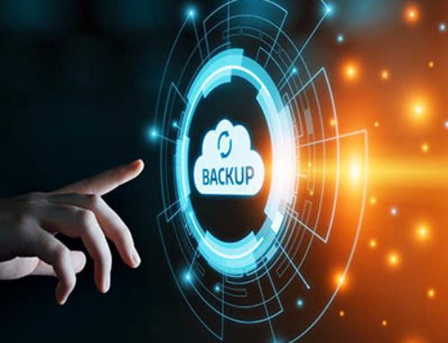 Strong Backup Practices is as Easy as Counting to Three