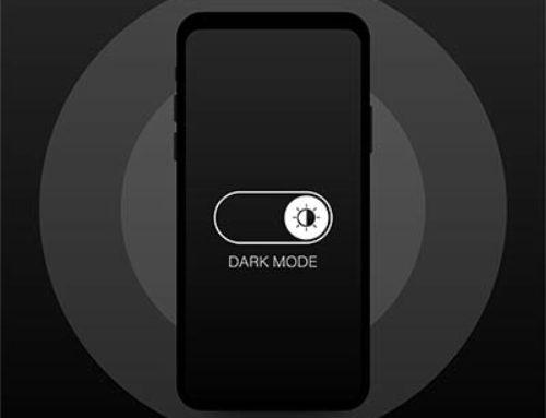 Explaining Dark Mode